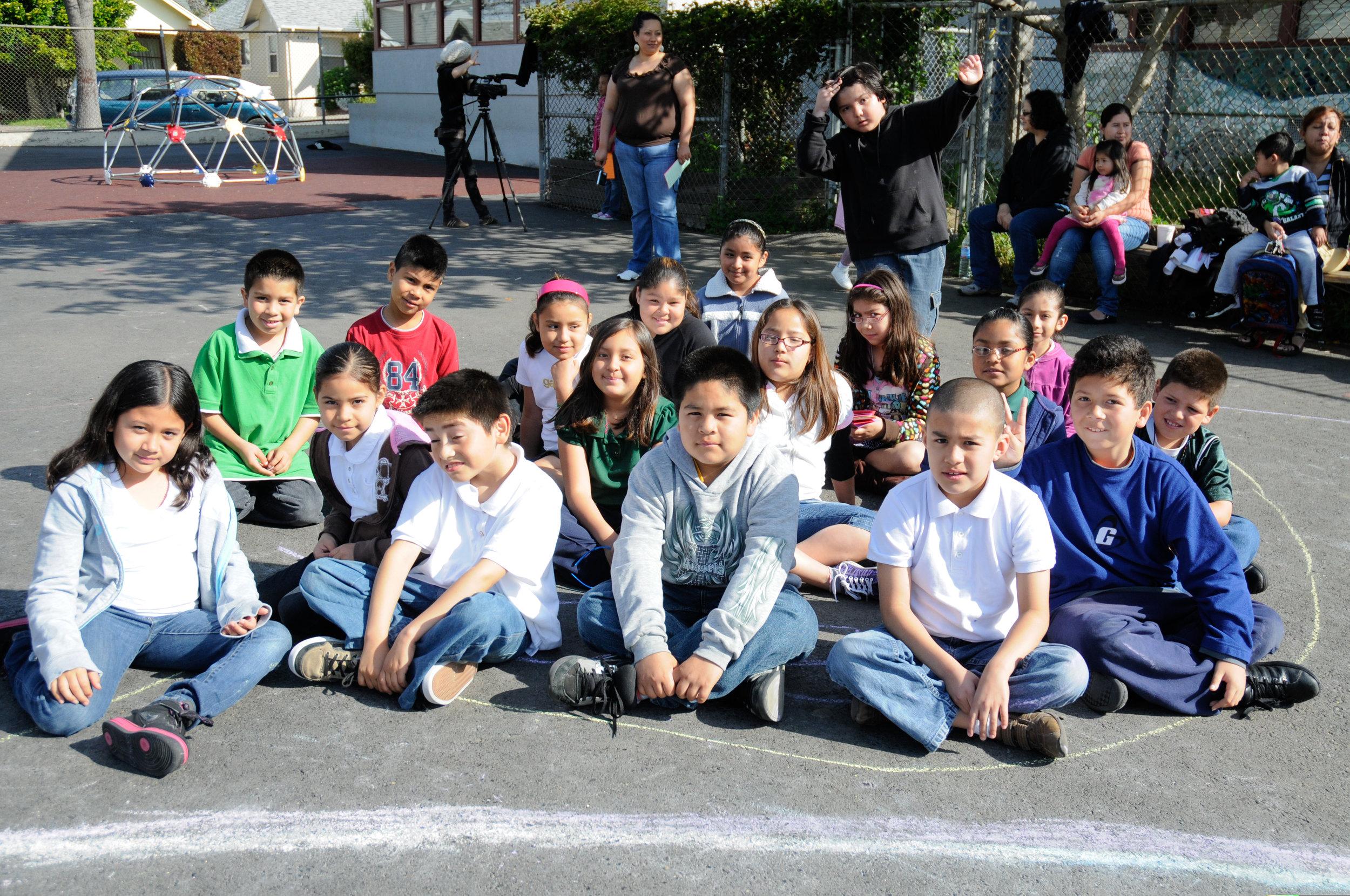 planetary dance in schools