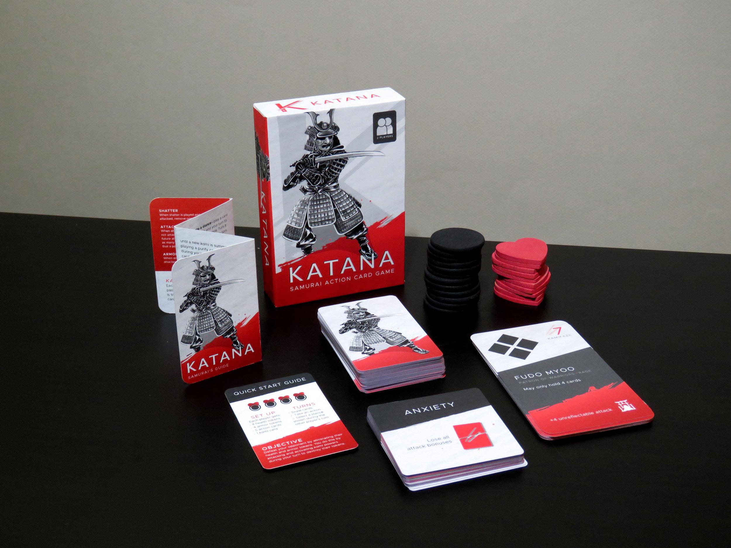 Katana—Daimyō Edition
