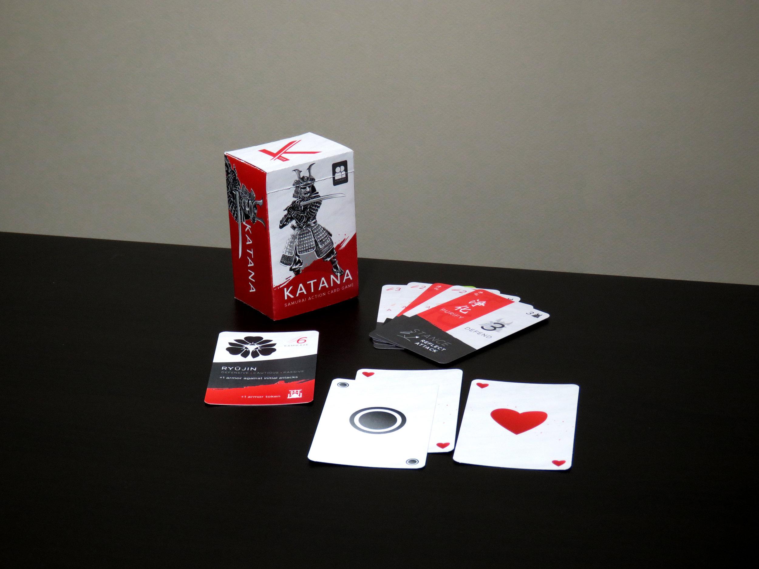 Katana—Rōnin Edition