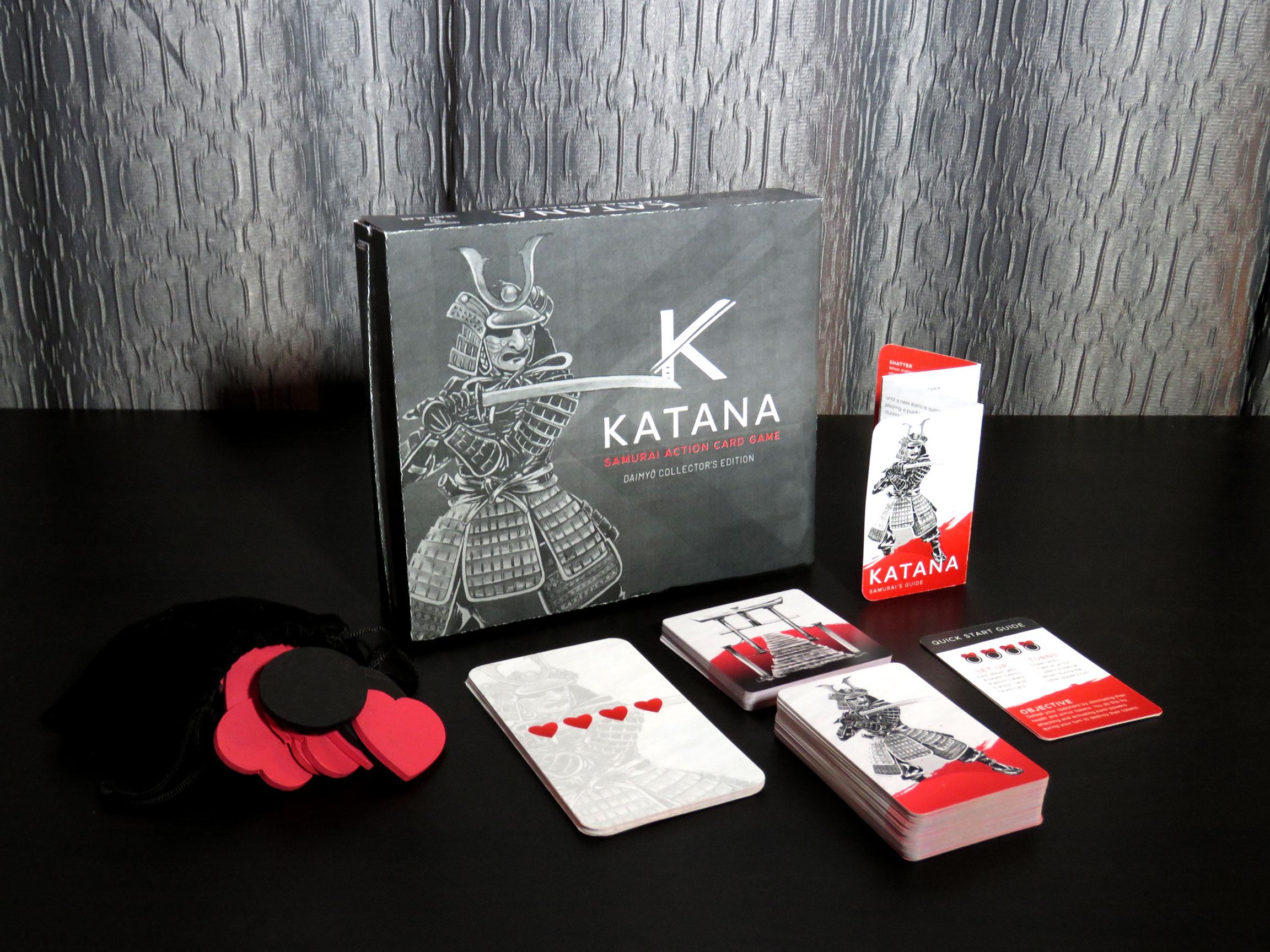 Katana—Daimyō Collector's Edition
