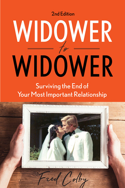 A pulls when away widower Why Men