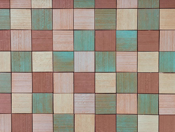 outdoor patio tile at Hanzo
