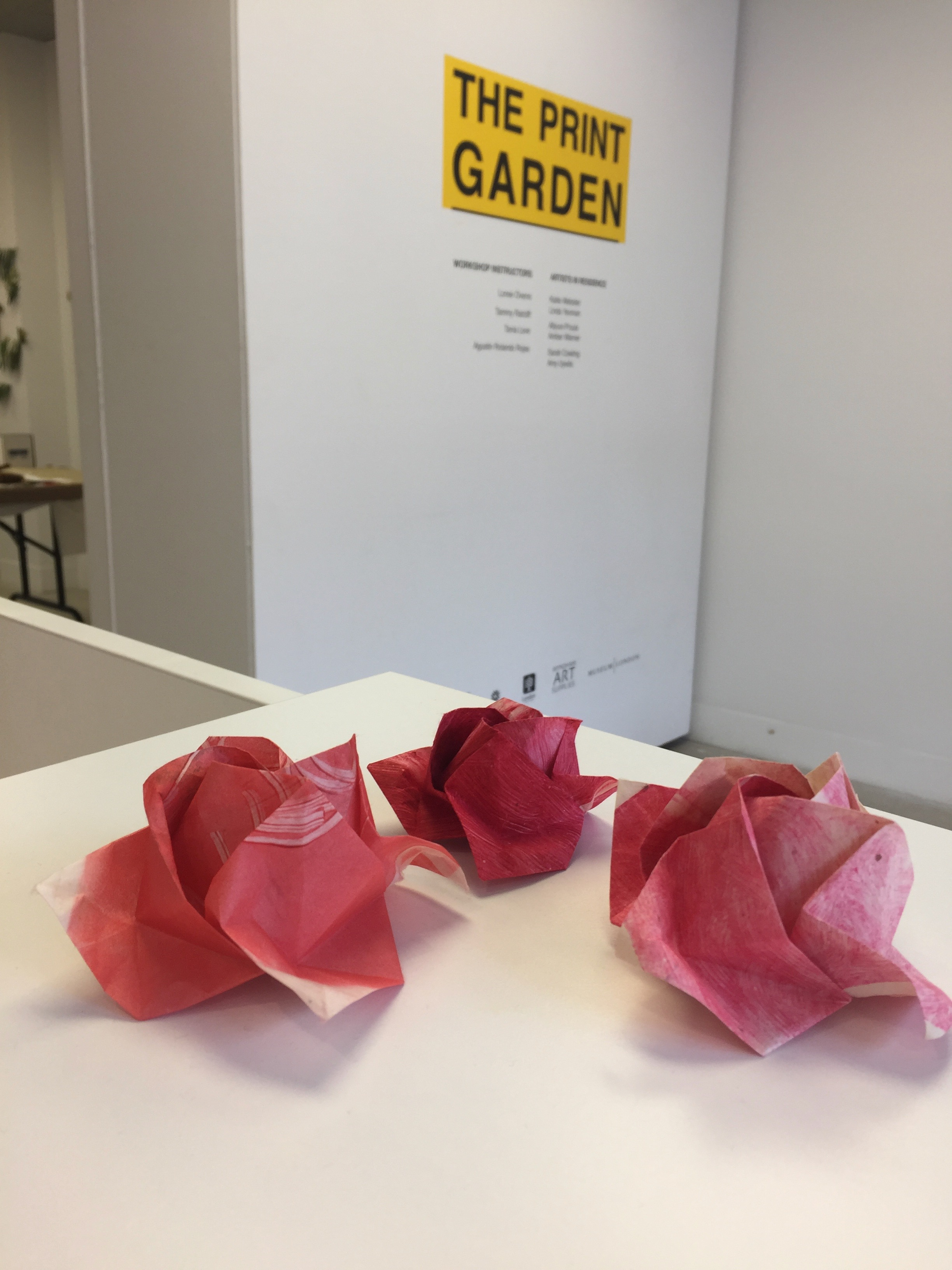 Print Garden Residency
