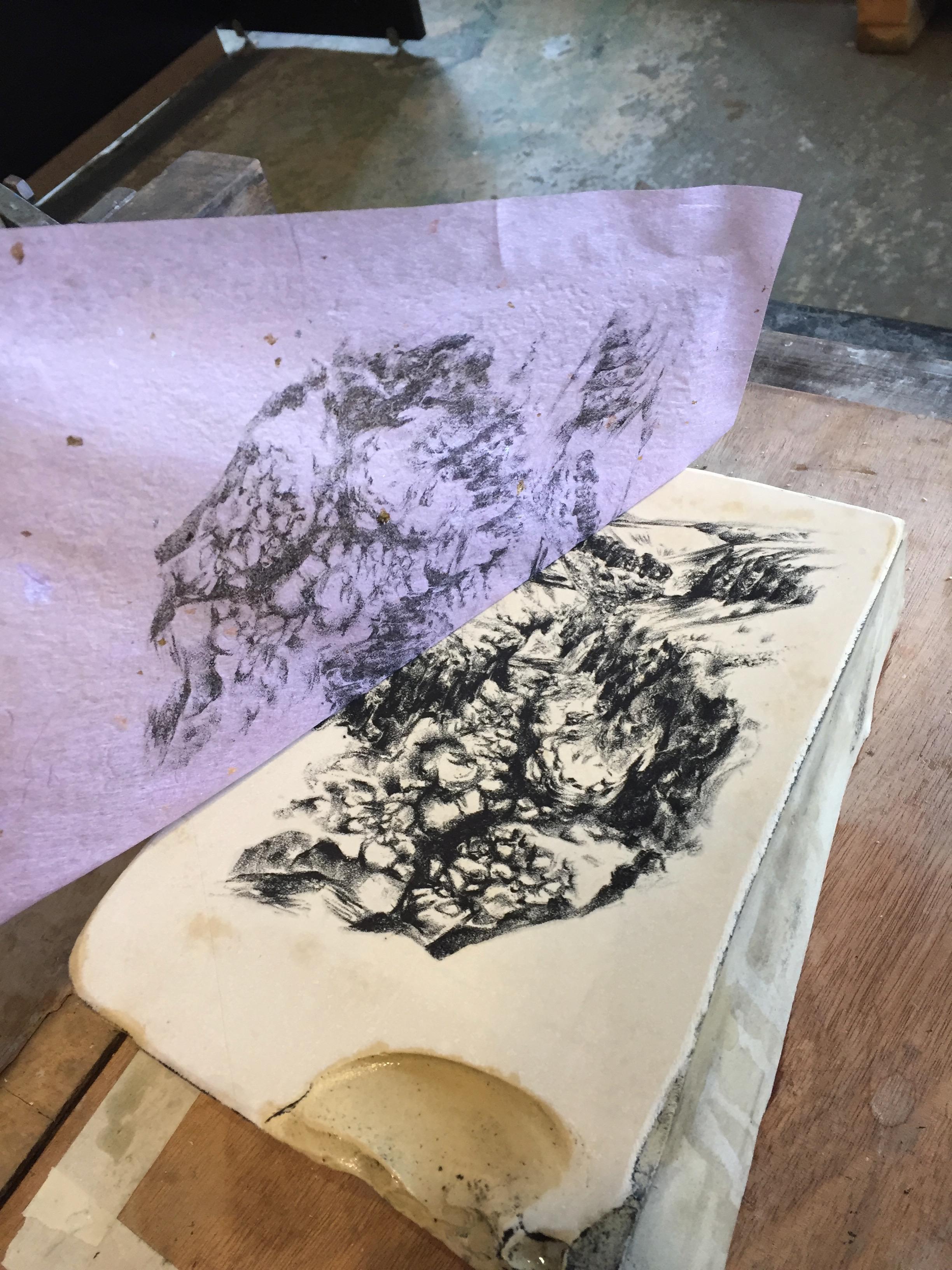 printing on tissue