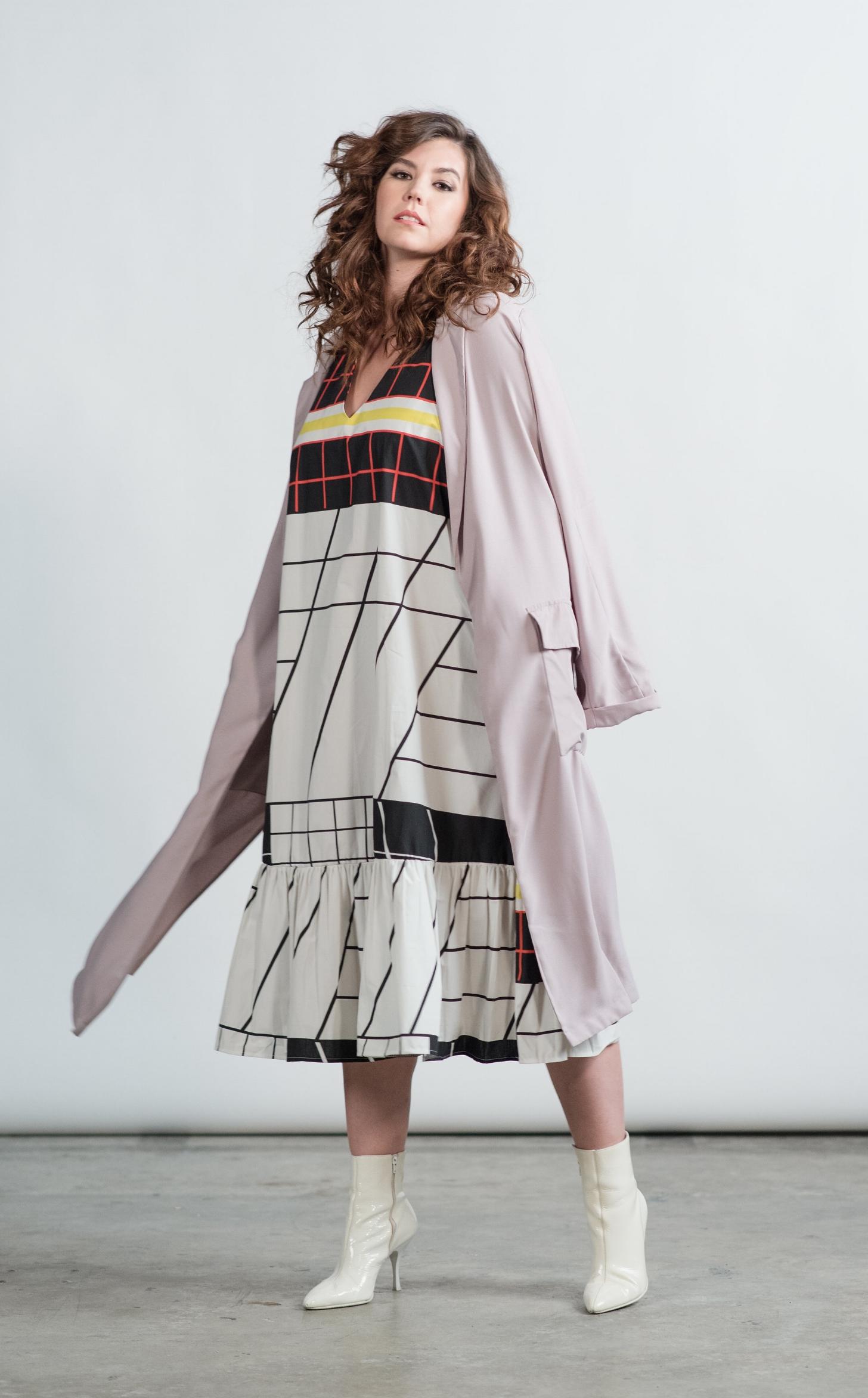 Jami Clayman - Studio Fashion Photography - 1