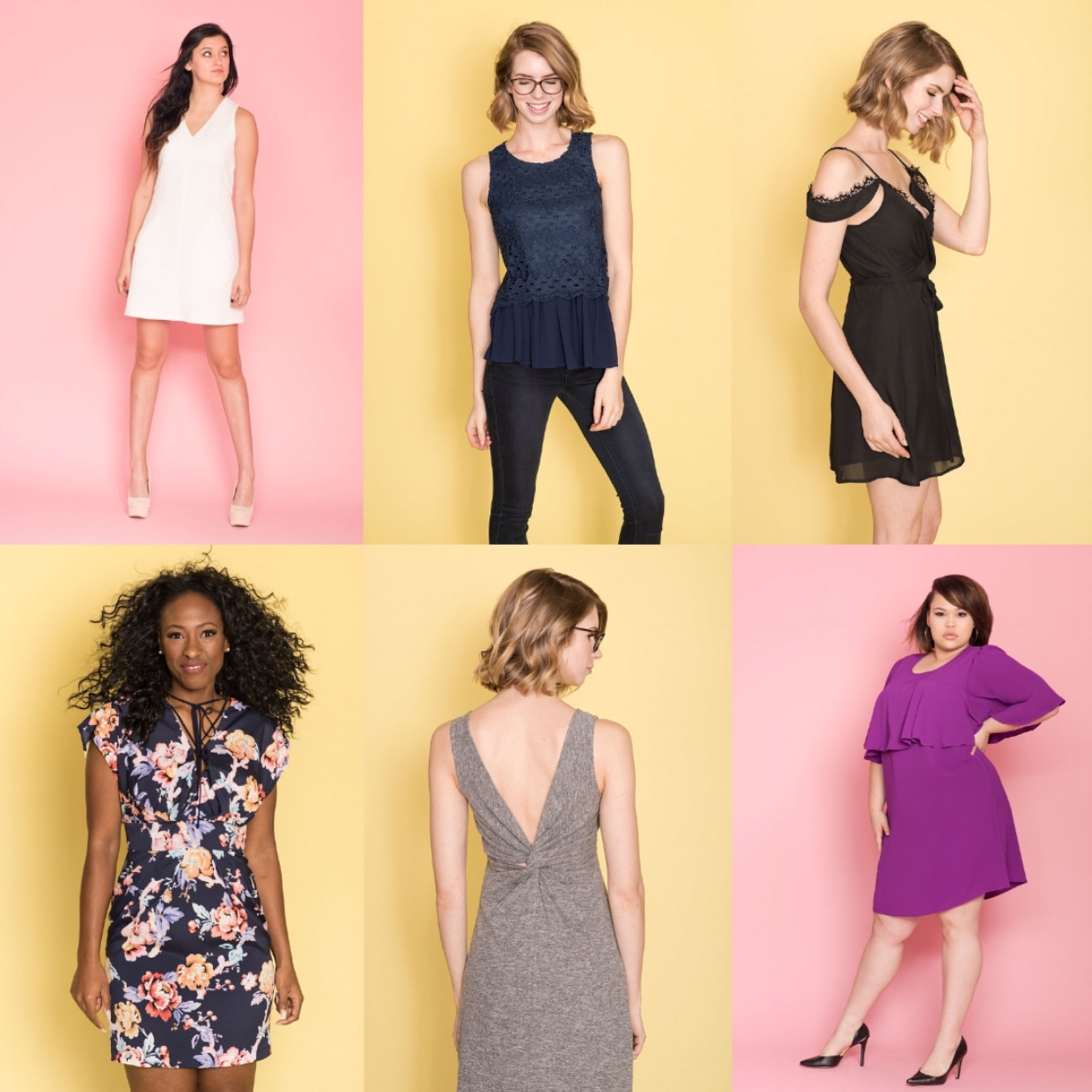 Models and bloggers for online boutique -