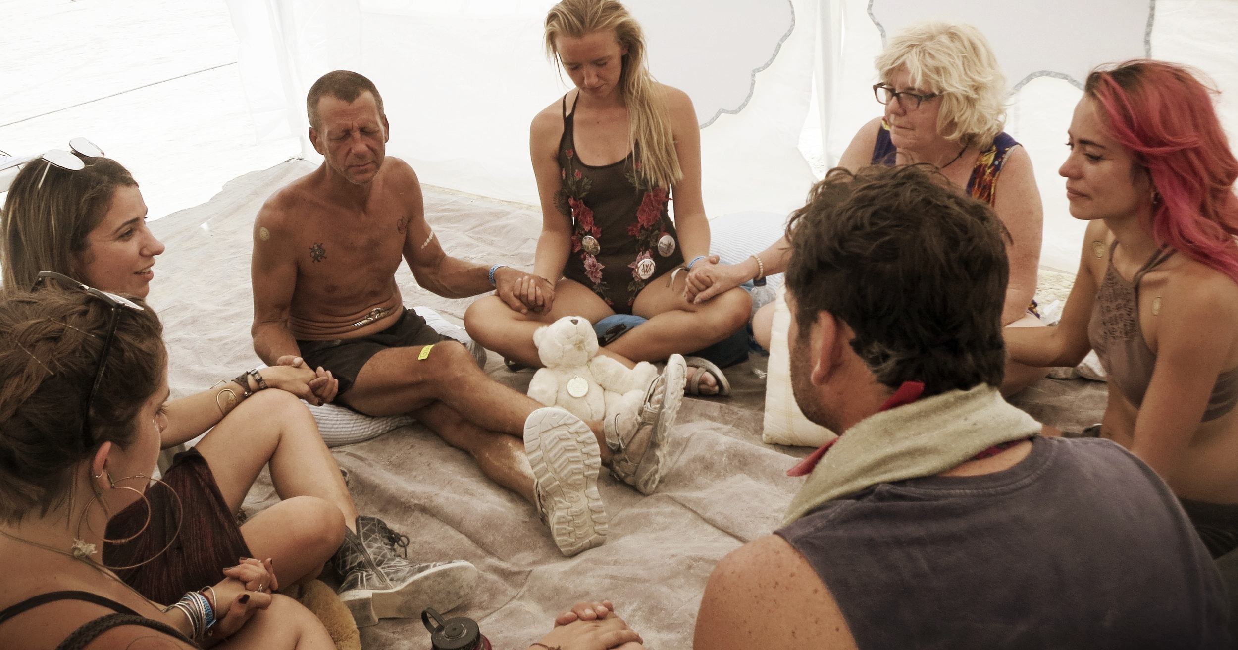 Burning Man 2017, One Tribe Camp
