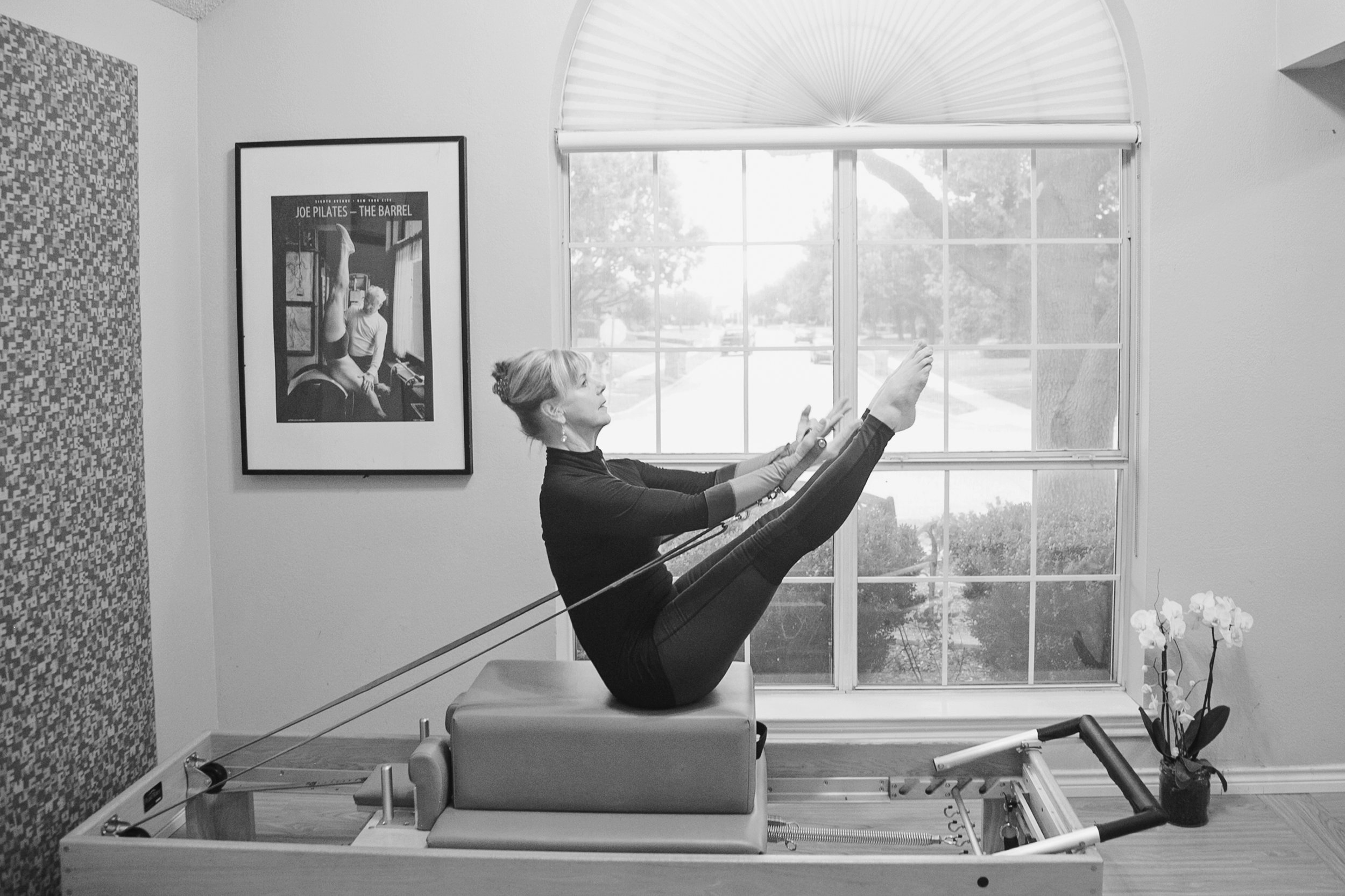 Voyage Dallas         Frisco Style               The Dallas Morning News      Living - Best of Pilates -