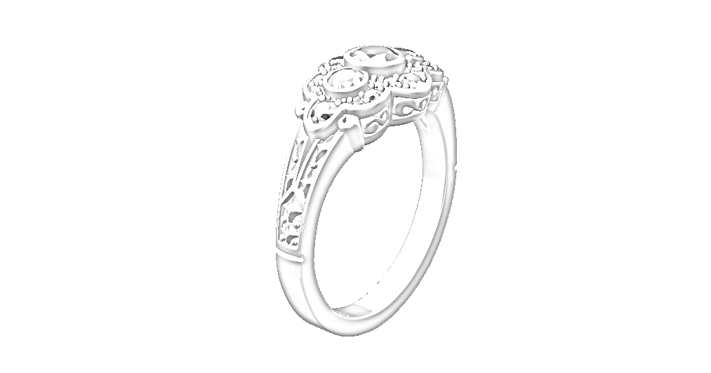 7. Gordonvale - remodel into art deco ring