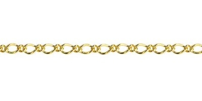 Chain width = 2.70mm  Approx. weight 9ct yellow gold for 50cm = 5.42g  Available in the following:  9ct yellow : 40, 45, 50, 55, 60, 70cm