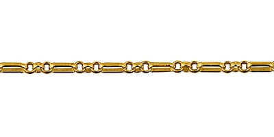 Chain width = 3mm   Available in the following:  9ct yellow : 40, 45, 50, 55cm