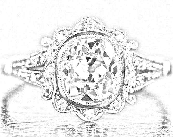 The desired style for the ring.