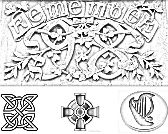 The major symbols to be used.