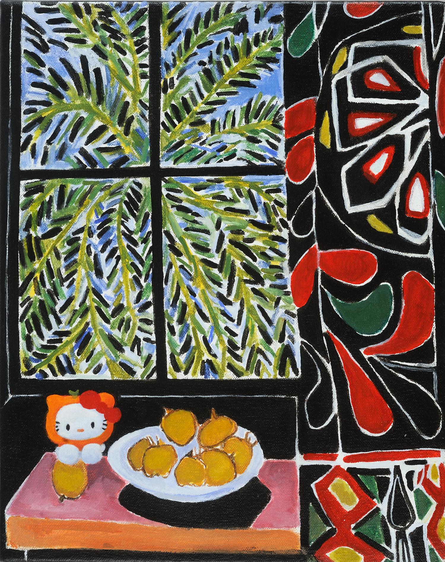 Hello Matisse (fruity delight)