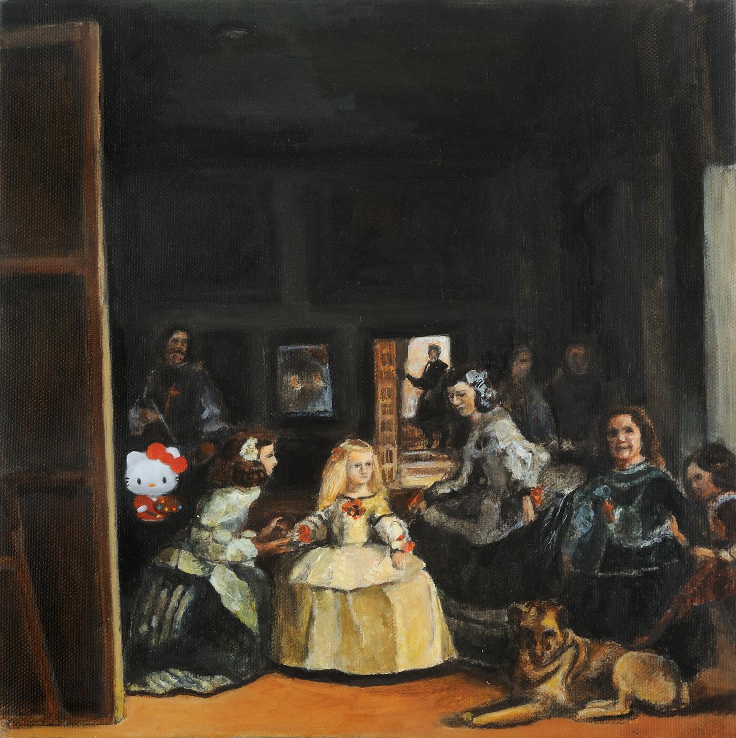 Hello Velasquez (painter)