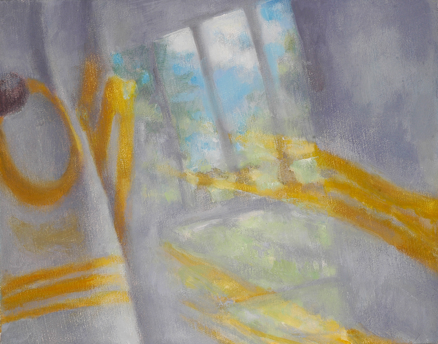 Unholy Ghost )interior view yellow 3)