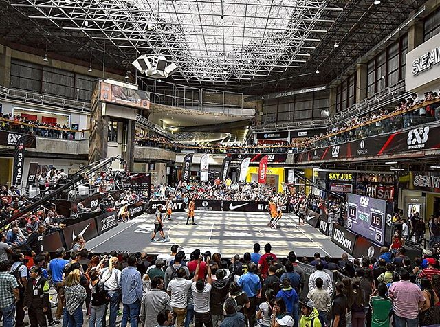 3x3 world tour Mexico City