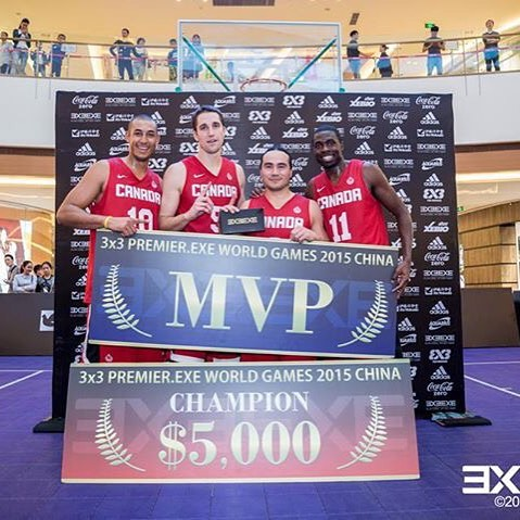 Congratulations to Prime Basketball Development Coaches on their Championship win at the 3x3 Premier EXE World Games in Chengdu China this past year. #championstrainingchampions