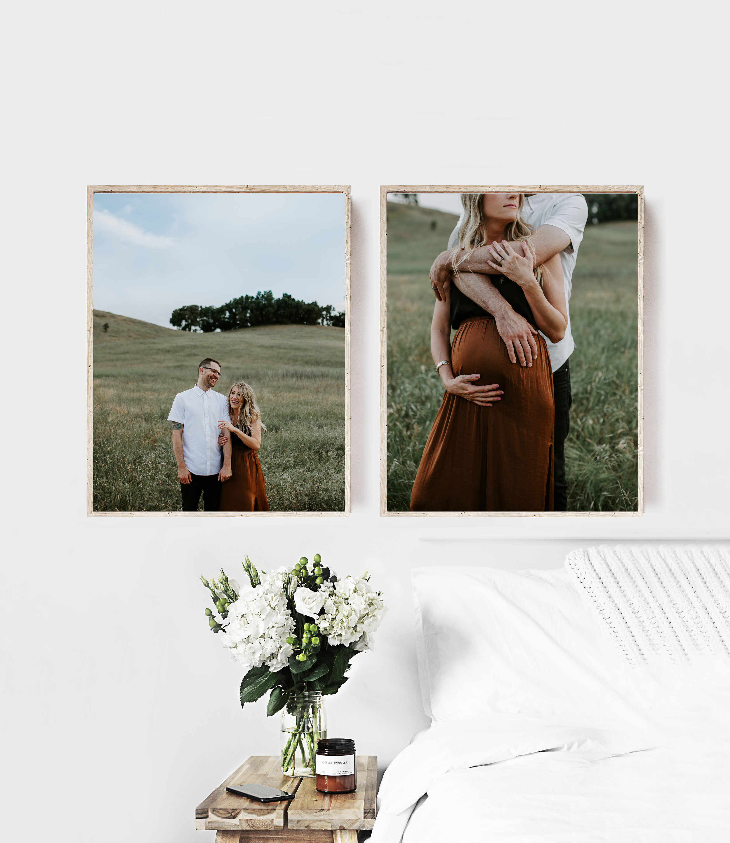 Our Goal… - Creating heirlooms that will hang on your walls for years.Our team will work together to create beautiful tangible prints that you and your family will be able to enjoy day after day.
