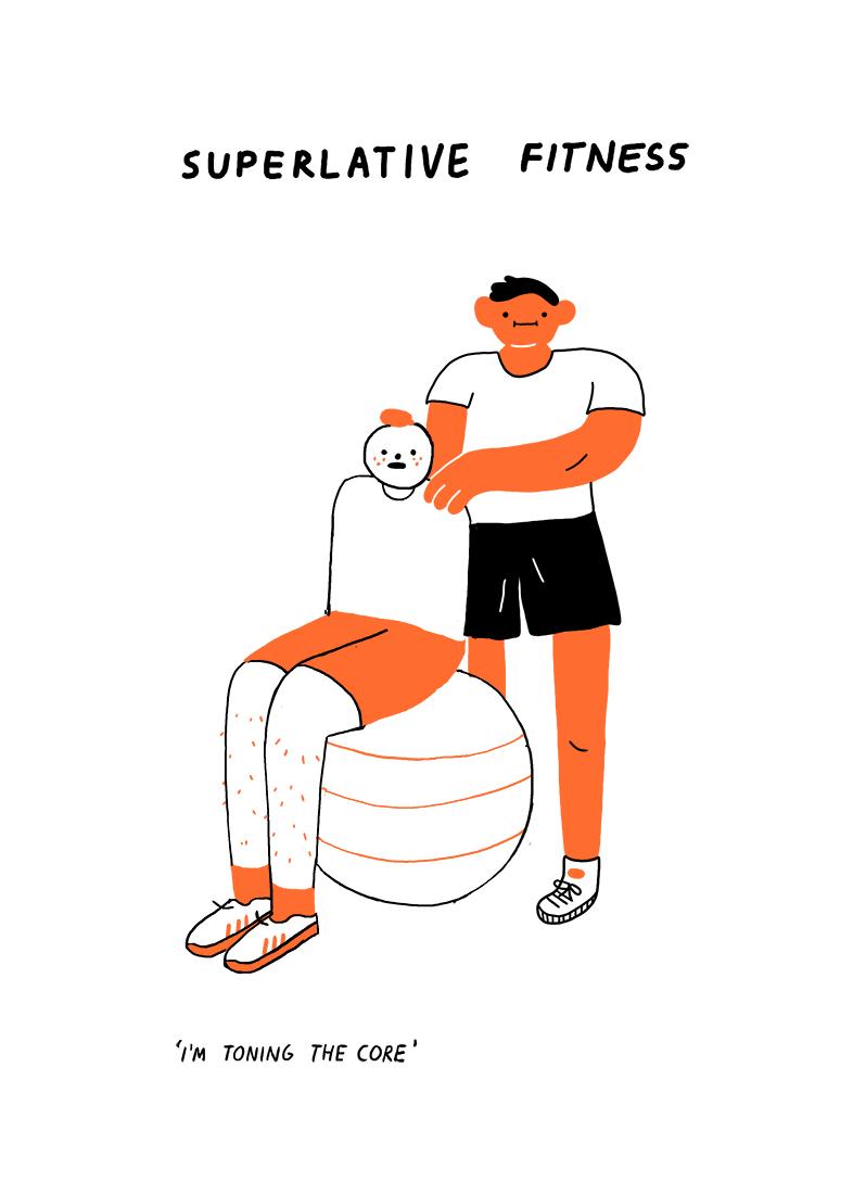 Superlative Fitness