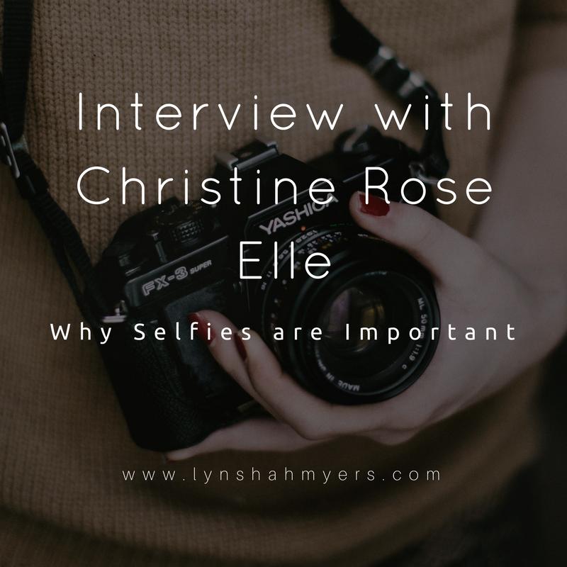 christine rose elle interview