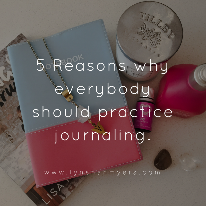 5 reason why journal