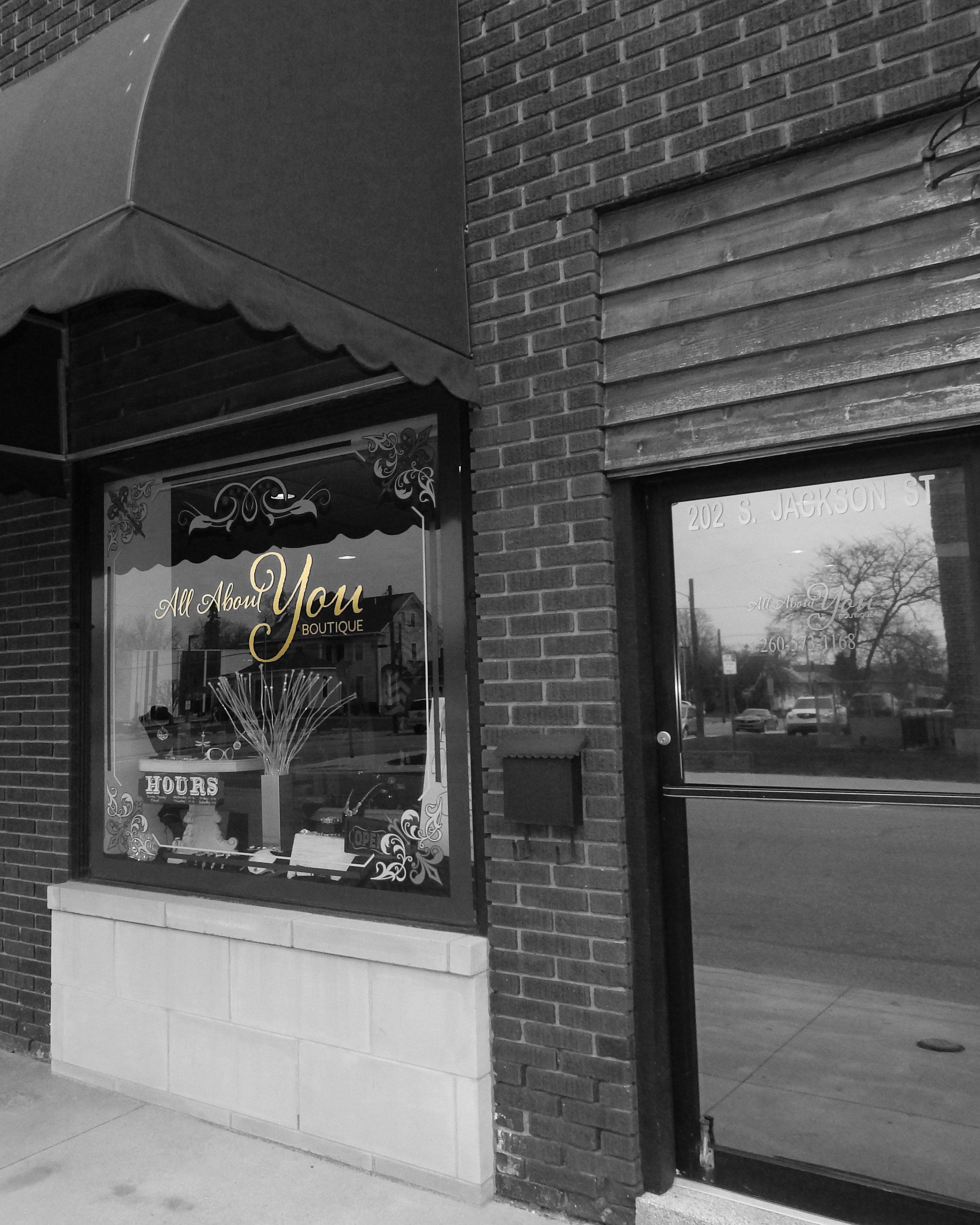 Located at 202 S. Jackson Street, Auburn, IN 46706