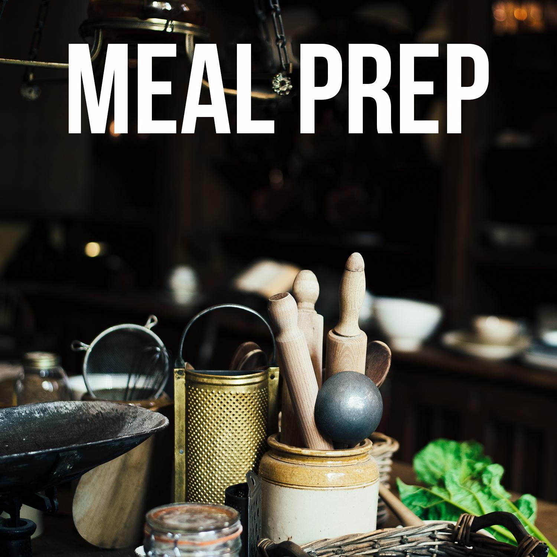 Health Coach Meal Prep