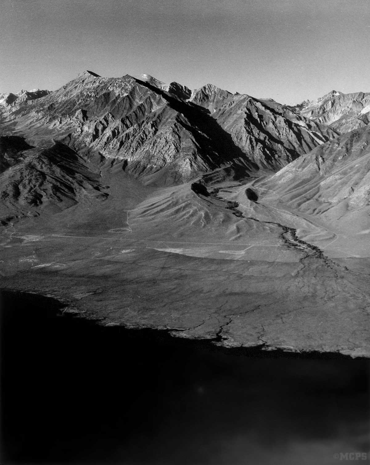 Photo courtesy of Margaret Bailey. Photo taken by her father, UCLA Geology professor in the 1950s.