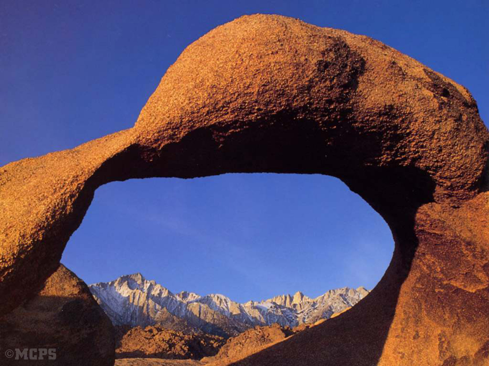 See the Mobius Arch in the Alabama Hills by horseback
