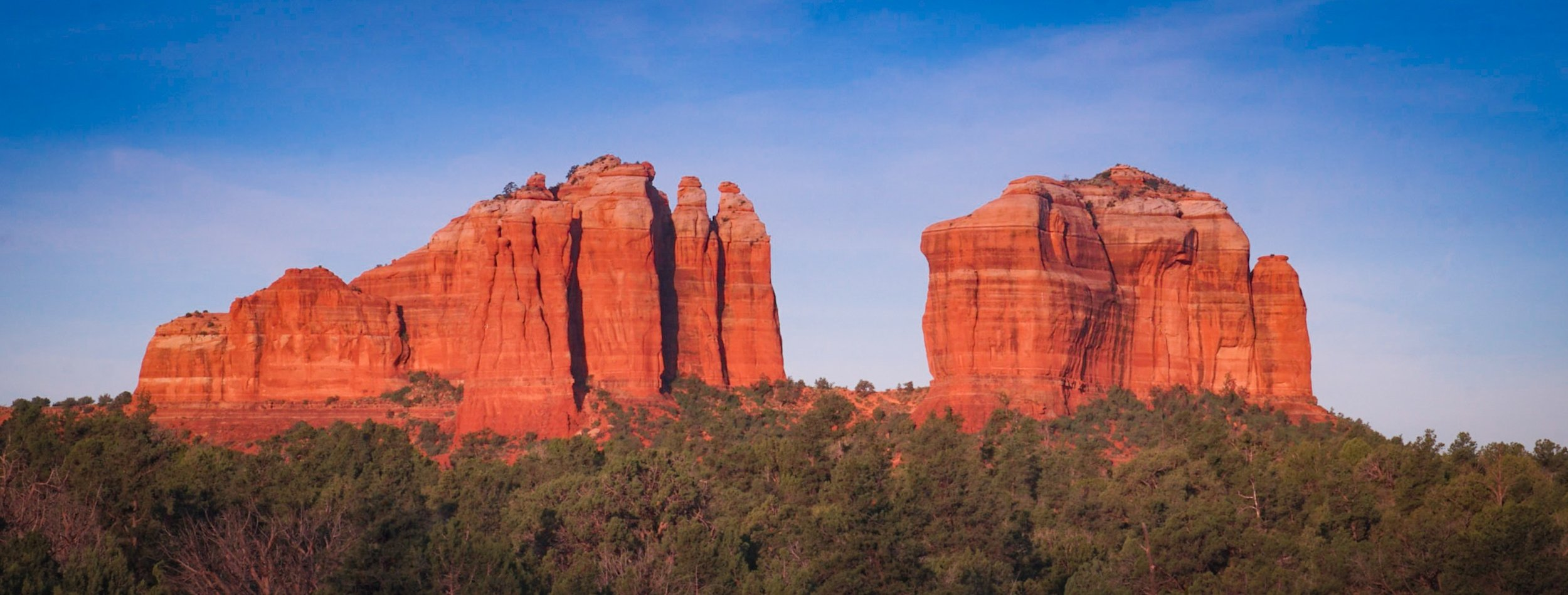 Cathedral Rock in Sedona, AZ by Scott Turnmeyer
