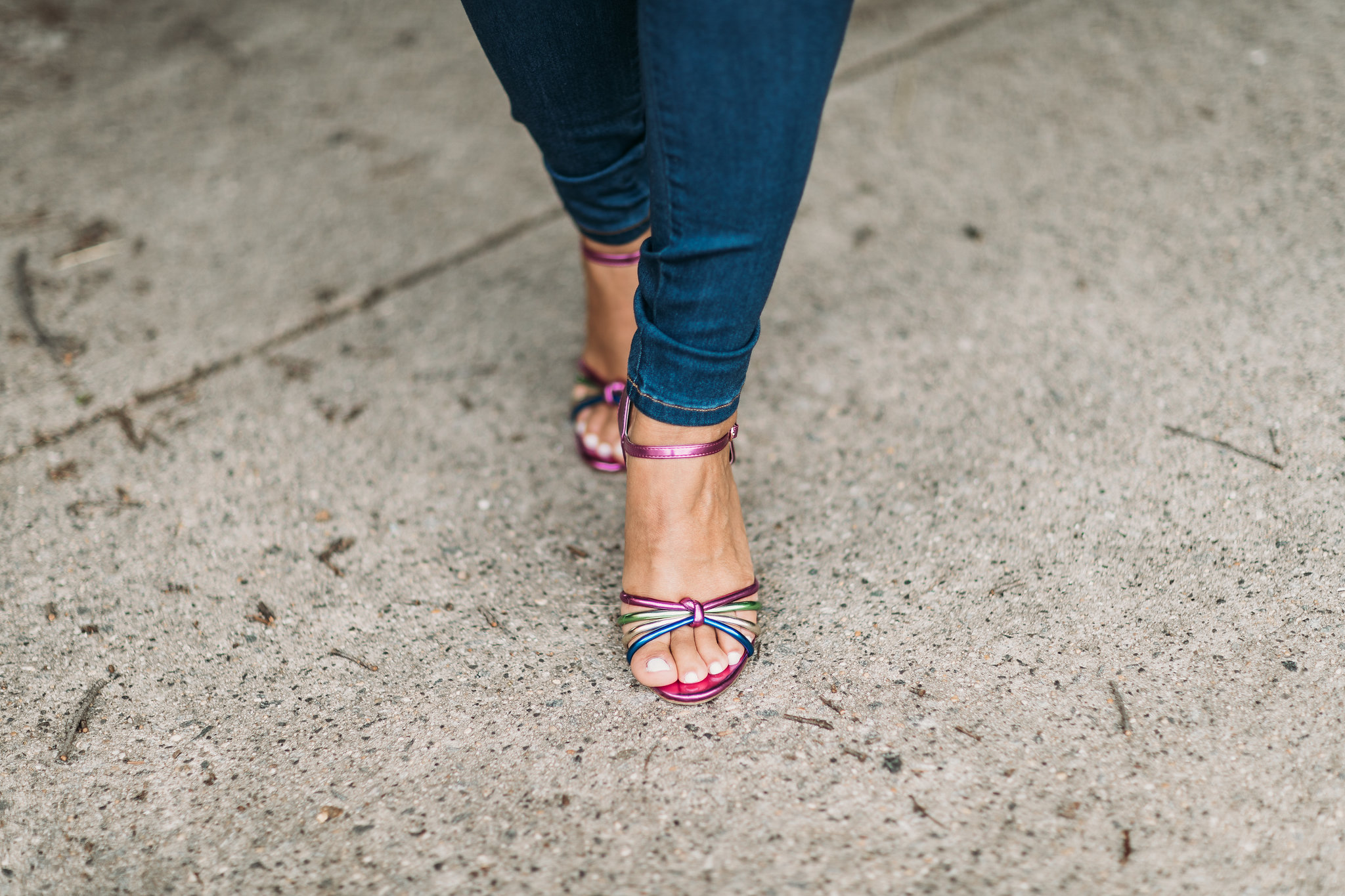 How cute are these heels from  Lulu's ? At $36 they are giving my jeans a run for their money.