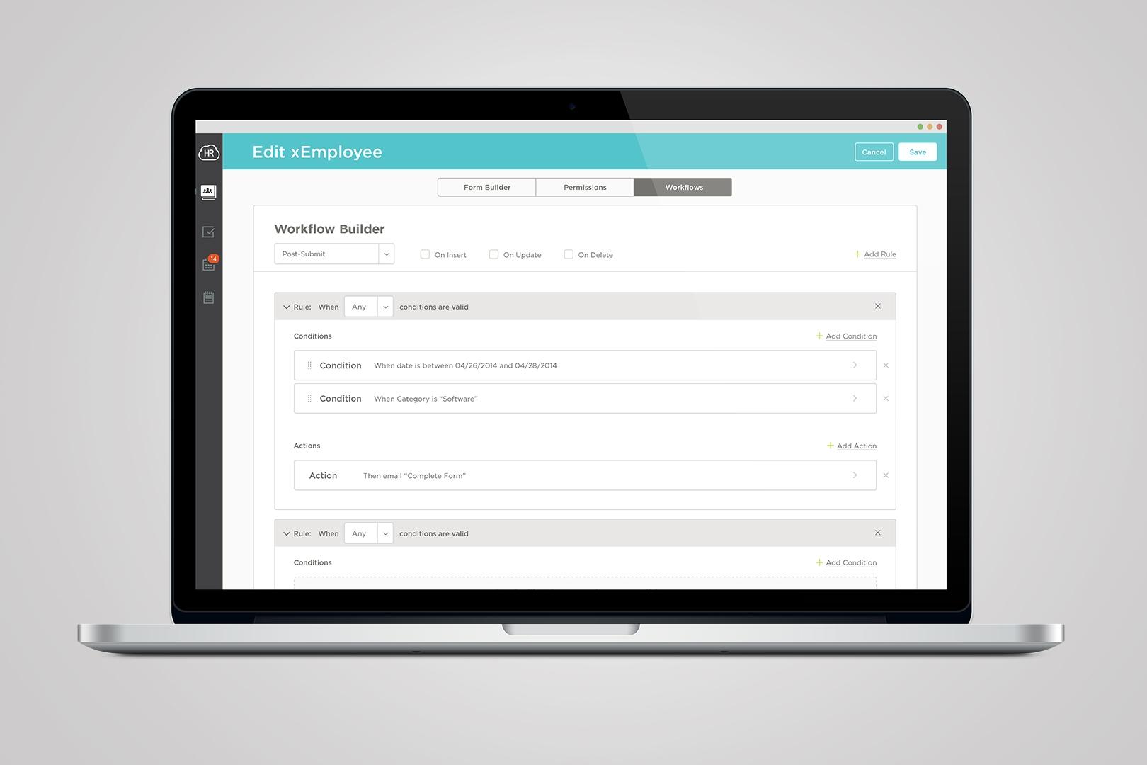 Form Workflows