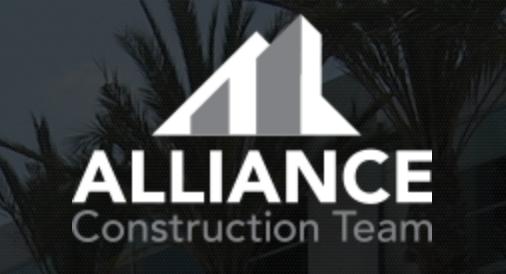 Alliance Construction Team, Inc.   General Contractor