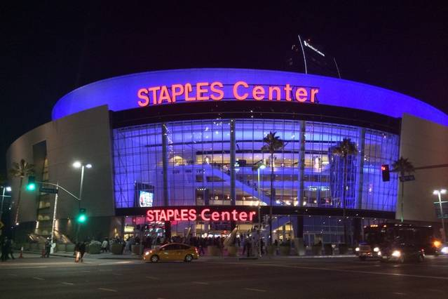 Staple Center