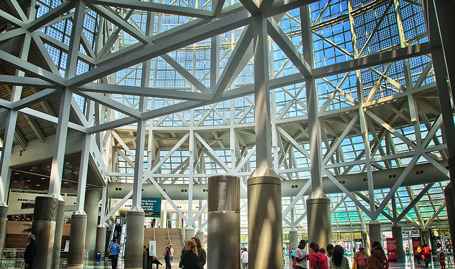 Los Angeles Convention Center Expansion