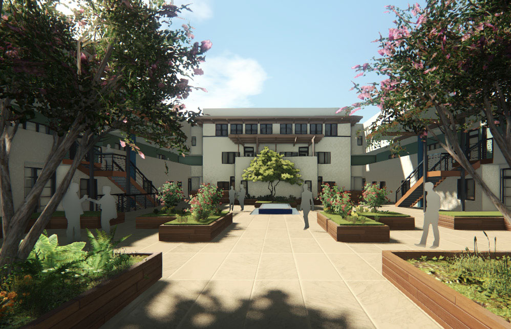 Pasadena Apartment Homes