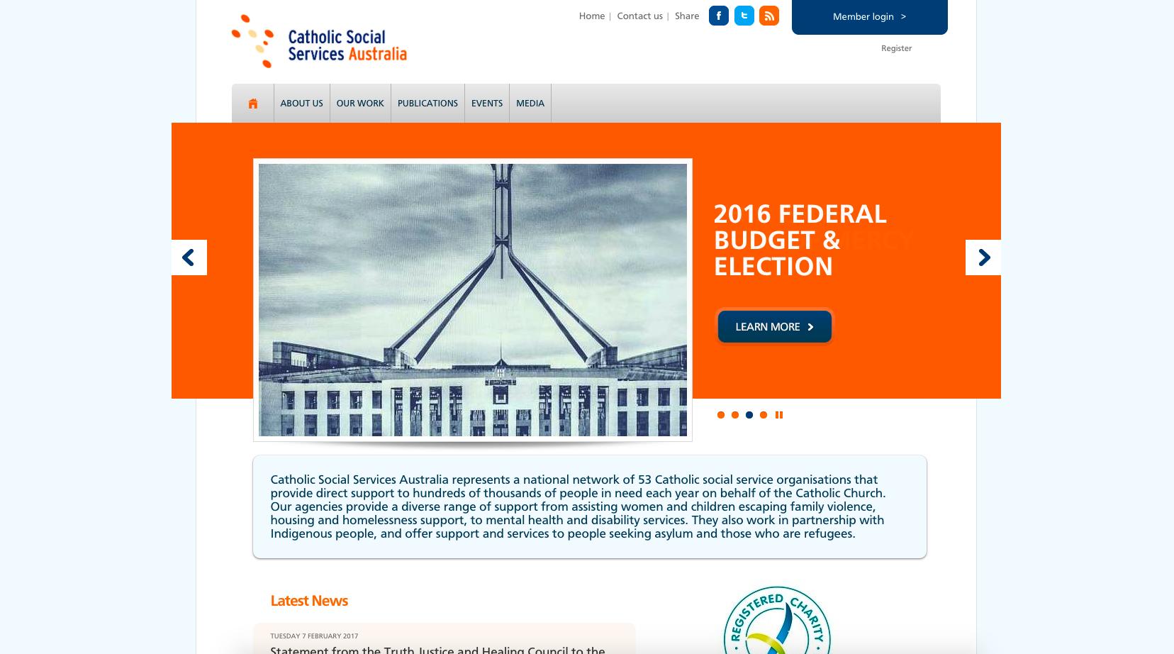 Catholic Social Services Australia