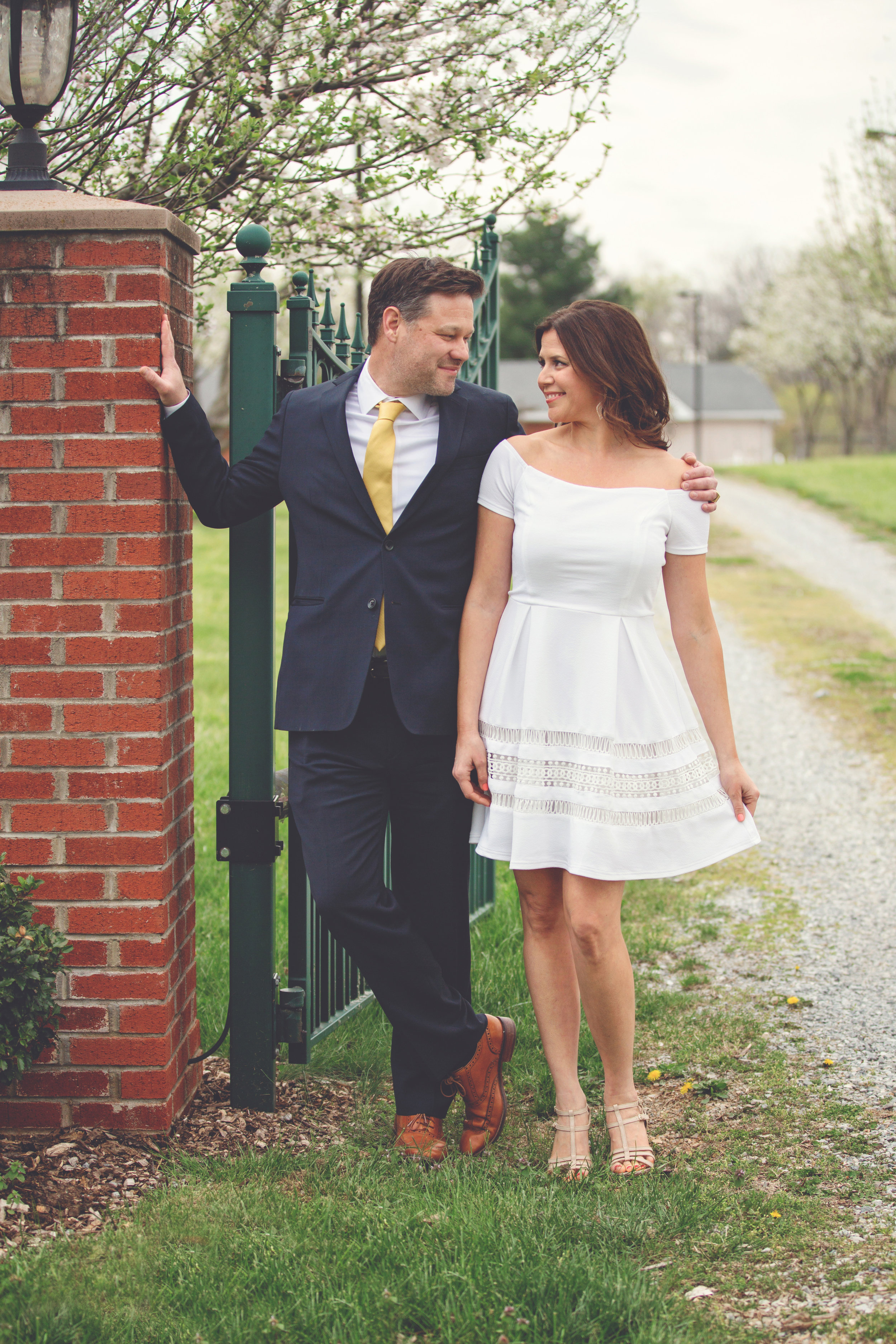 country elopement