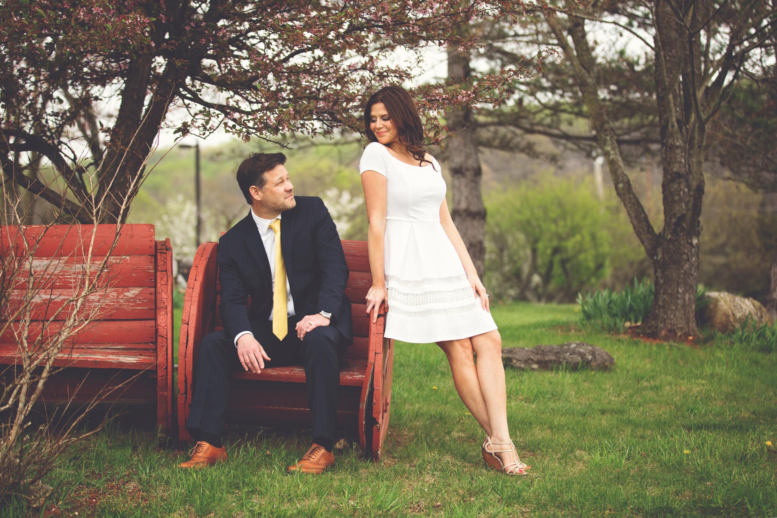 country elopement farm wedding