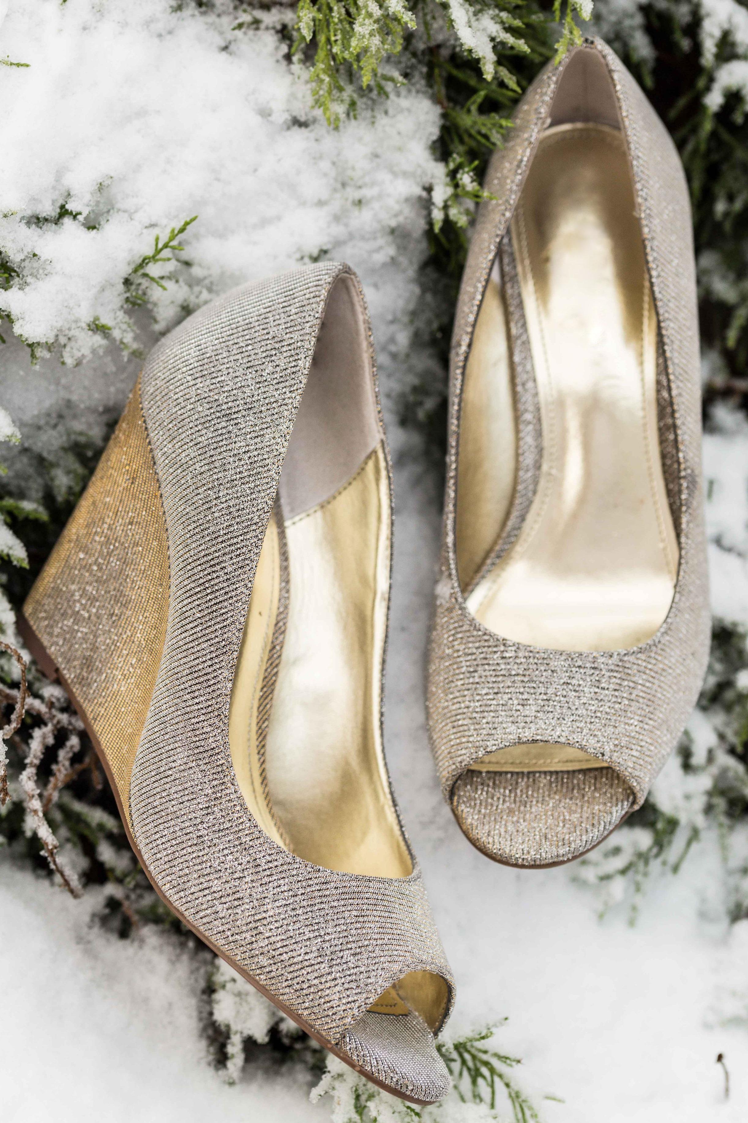 Washington DC winter wedding