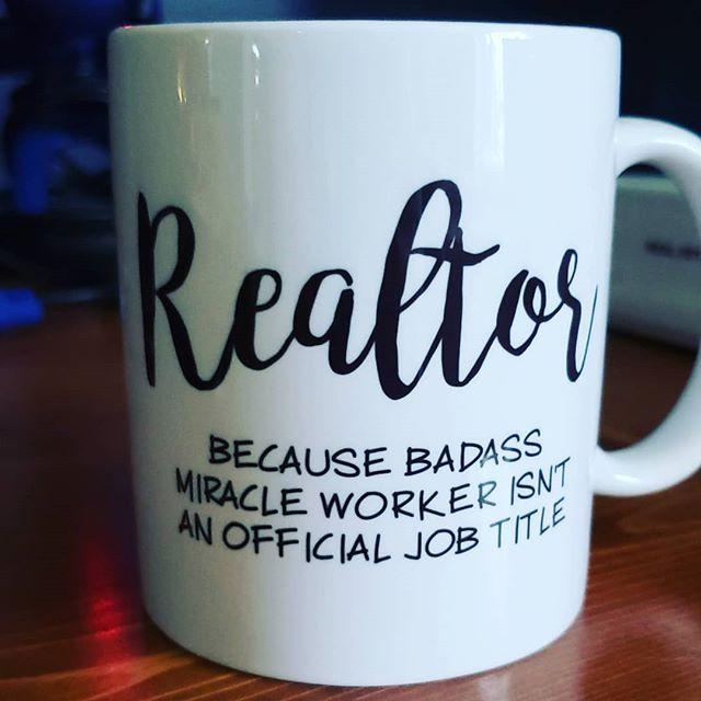 #favmug #realtor