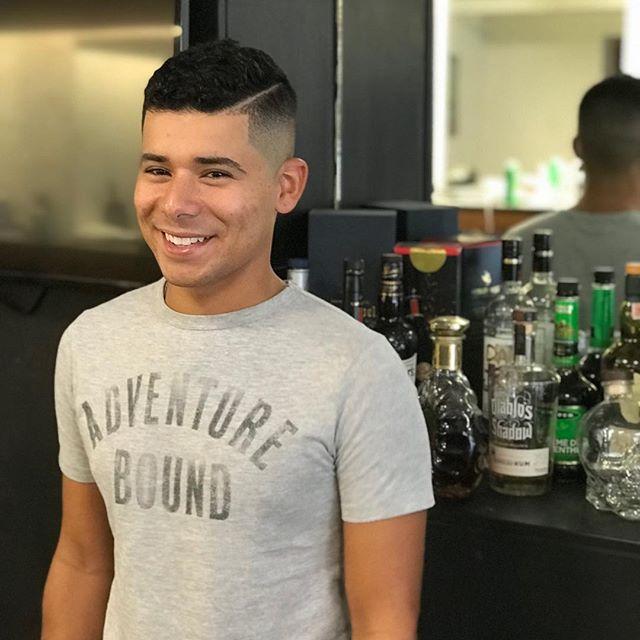 #barbershopconnect #sfgiants #sanfrancisco #cowhollow #thebarbershop #fade #savyho