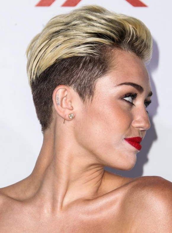 SY - Undercuts - Miley Cyrus