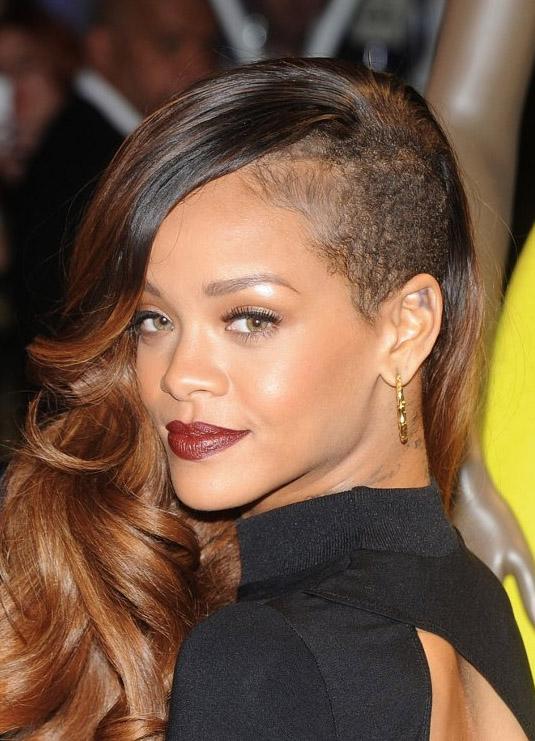 SY - Undercuts - Rihanna