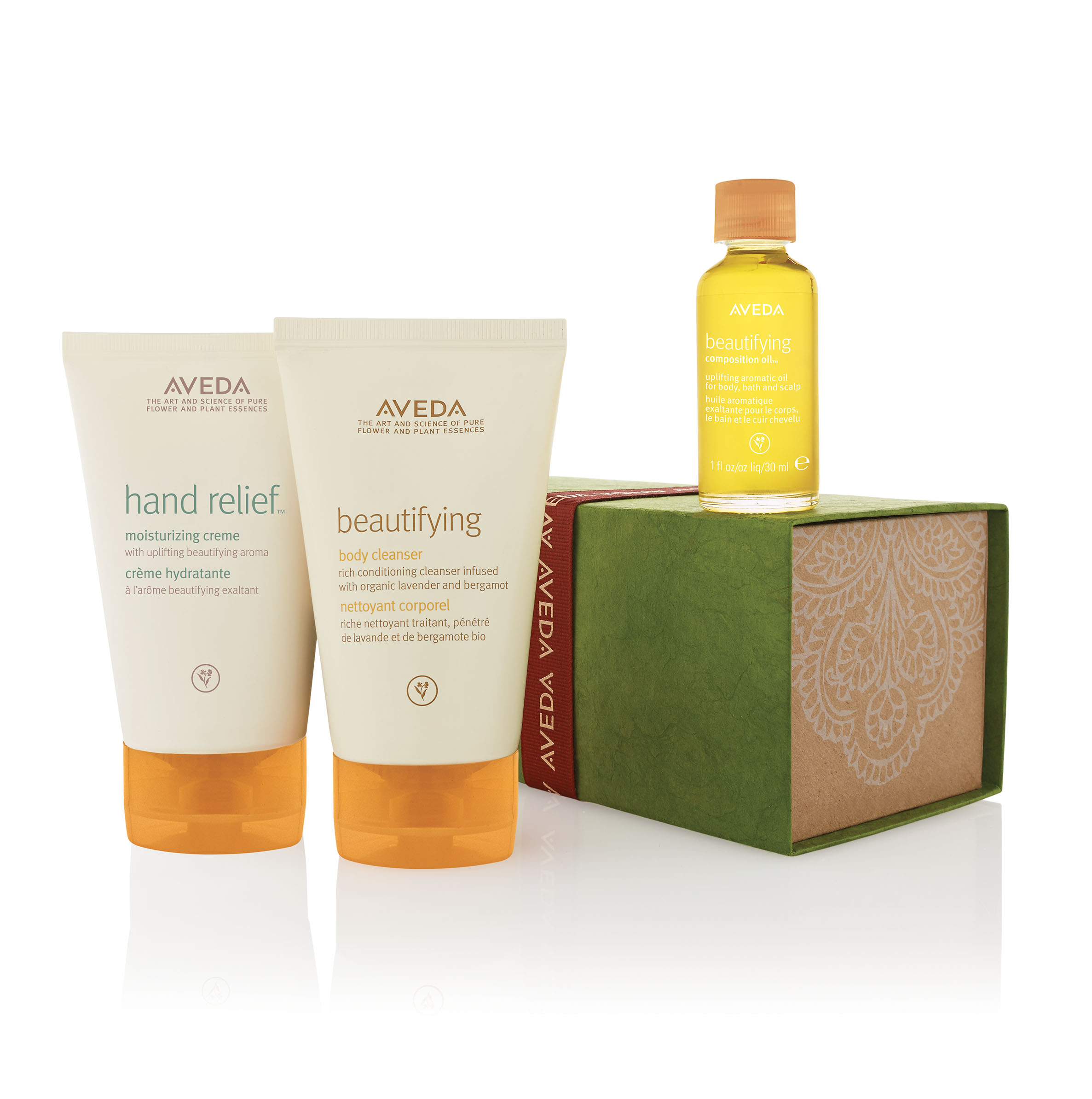 Aveda gifts - A Gift of Uplifting Moments