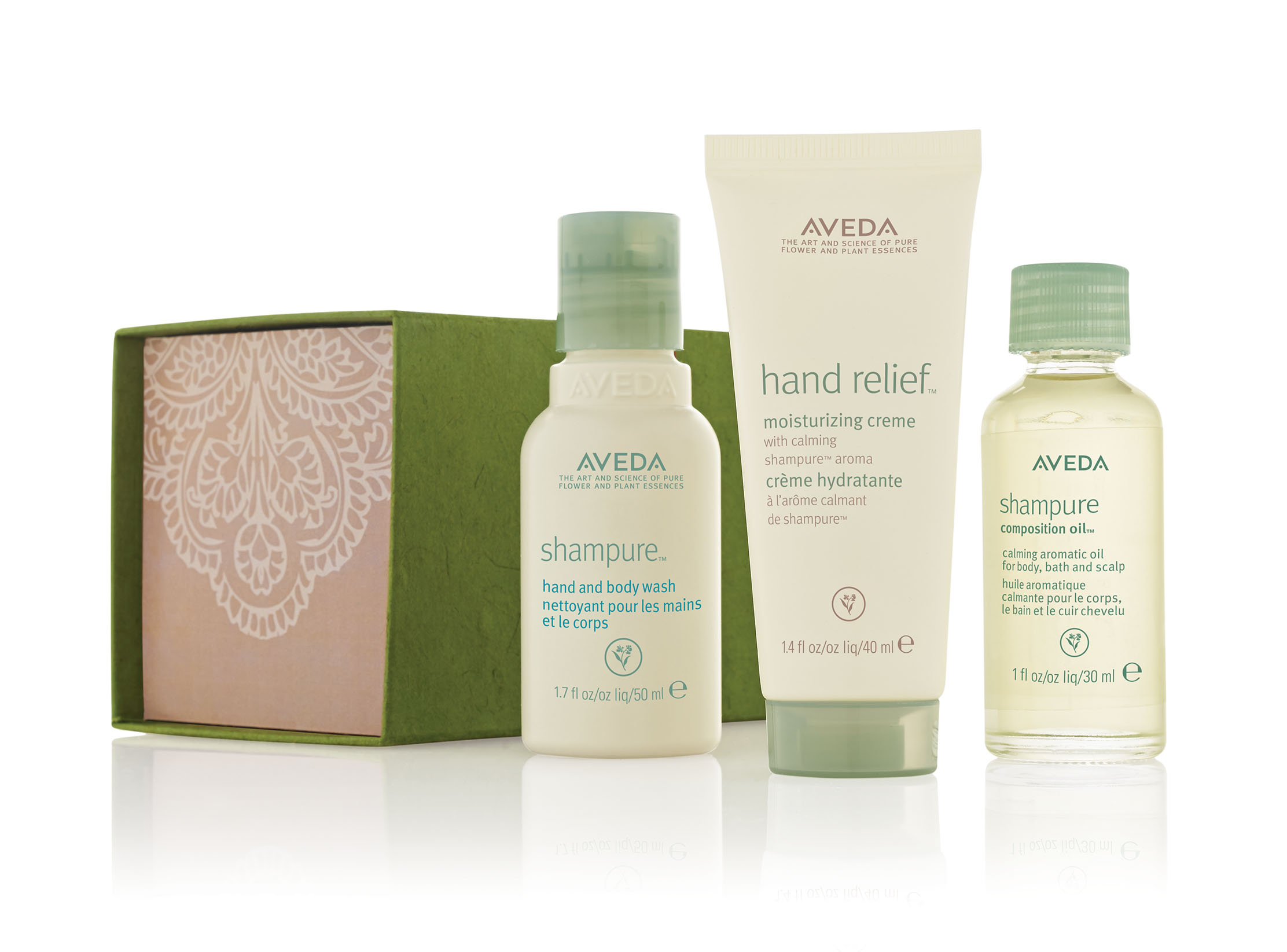 Aveda gifts - A Peaceful Journey is a Gift