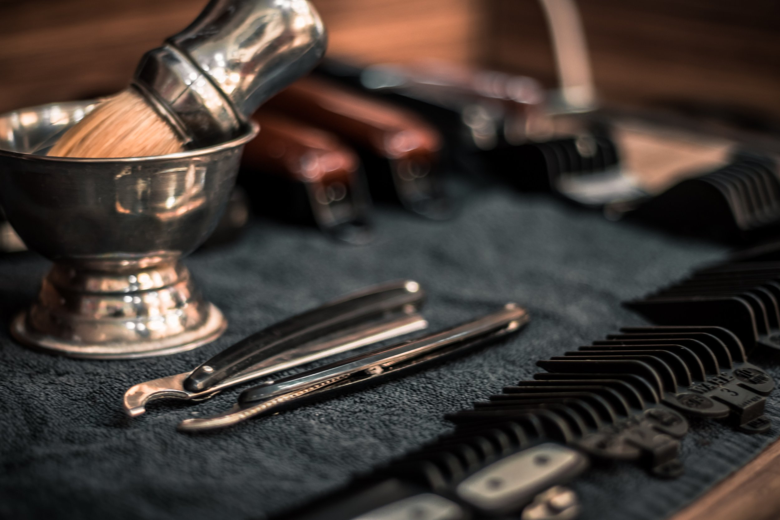 Stock image of 'Salon shavers' by Nick Demou from  Pexels