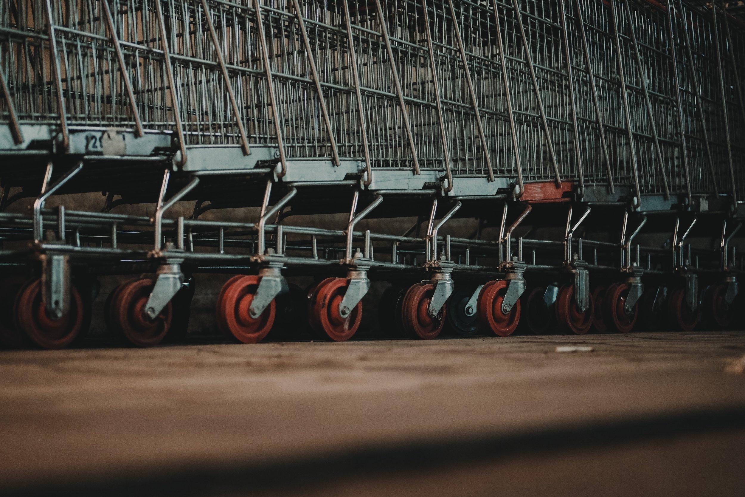 Supermarket shopping trolleys.jpg