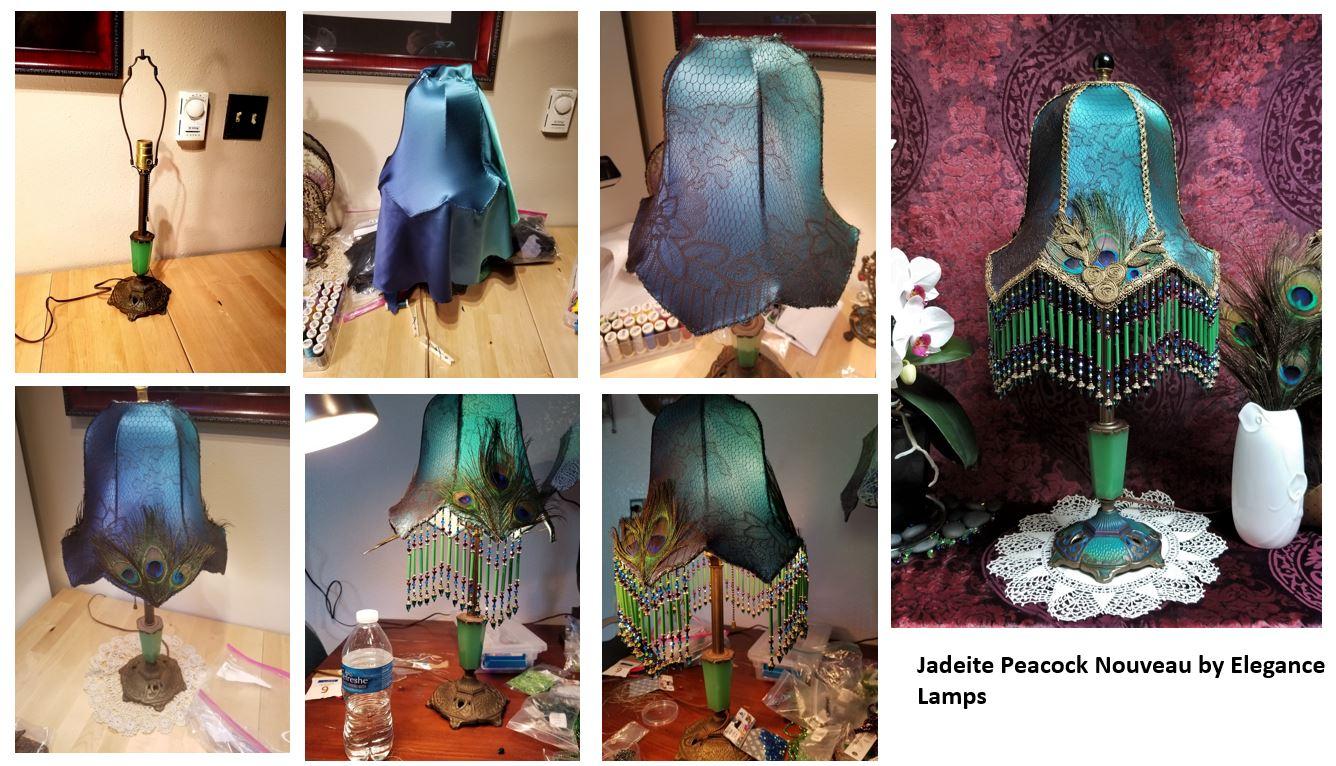Jadeite Peacock Nouveau by Elegance Lamps.JPG